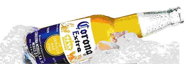 เบียร์ Corona โคโรน่าเบียร์ แบบขวด
