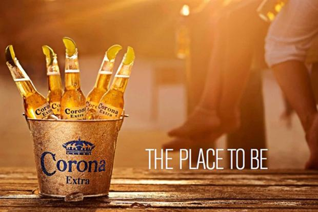 The place to be เบียร์ Corona โคโรน่าเบียร์