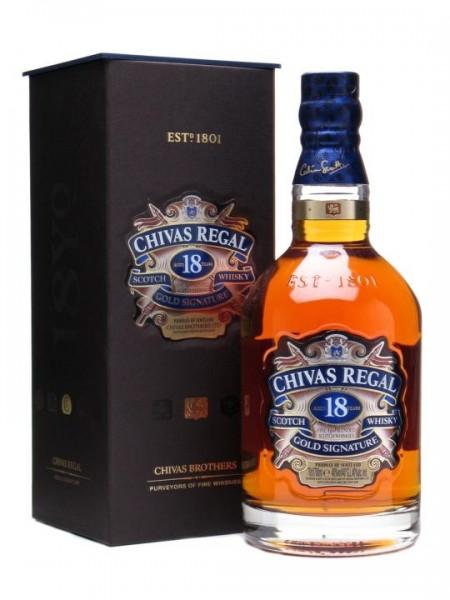 Chivas Regal 18 years