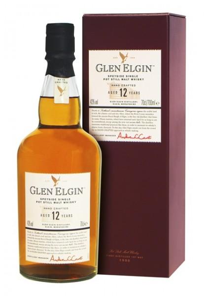 Glen Elgin 12 Years