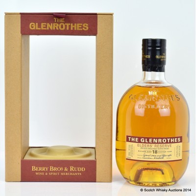 The Glenrothes 18 Years Elders' Reserve