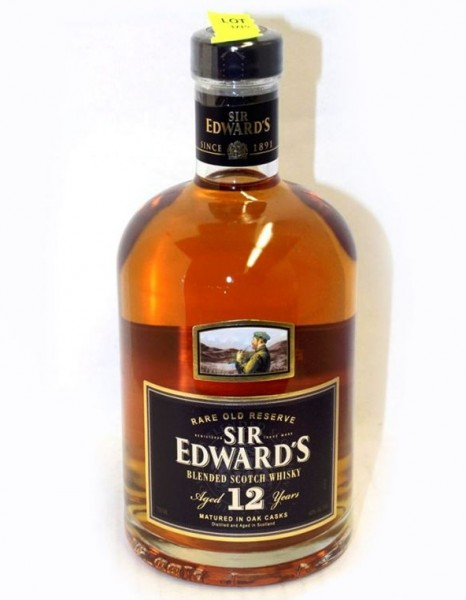 Sir Edward's 12 Years old