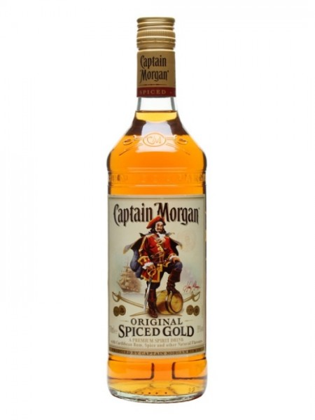 Caption Morgan SPICED GOLD RUM