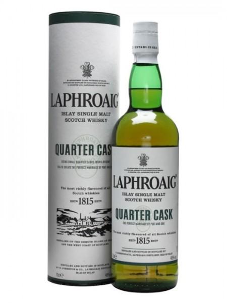 Laphroaig Quater Cask