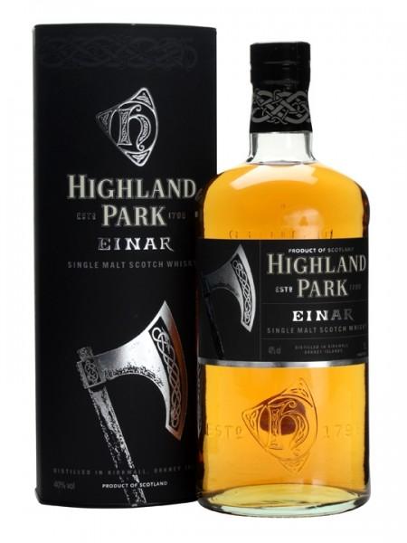 Highland Park Einar (Warrior Series)