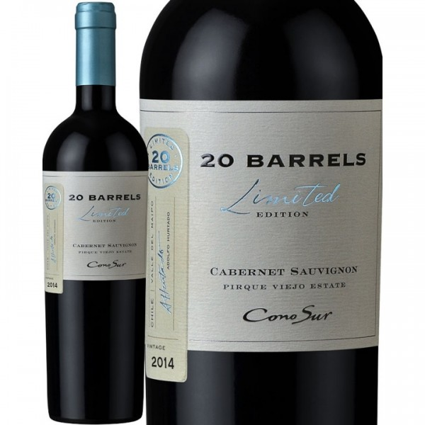 Cono Sur 20 Barrels Limited Edition 2014
