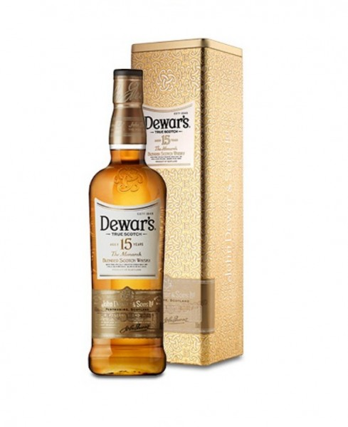 Dewar's 15 Years Old The Monarch