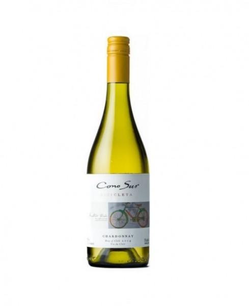 ไวน์ขาว Cono Sur BICICLETA Chardonnay