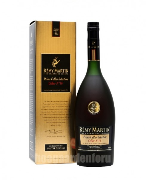 Remy Martin Prime Cellar N 16