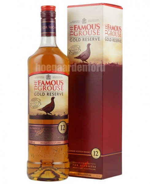 The Famosue Grouse Gold Reserve