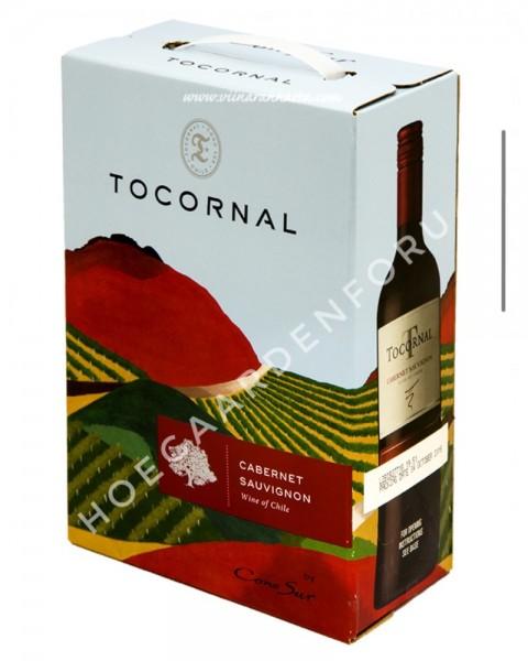 Cono Sur Tocornal Wine Box 3 ลิตร