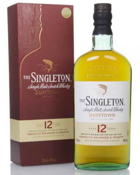 Singleton 12 Years Dufftown