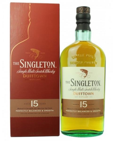 Singleton 15 Years Dufftown
