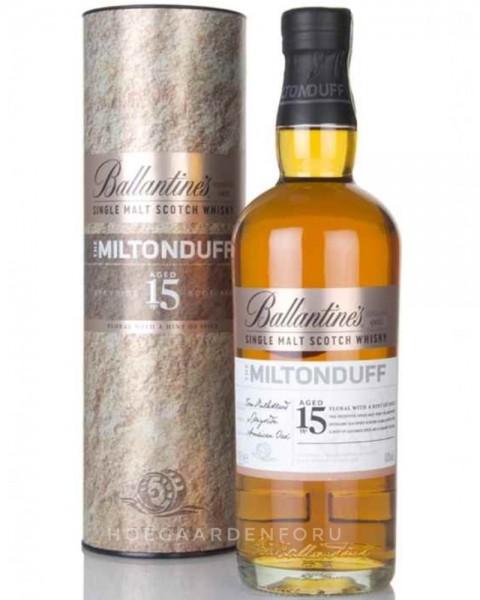 Ballantine 15 Year Old Miltonduff