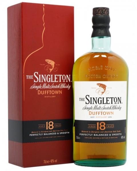 Singleton Dufftown 18 Years