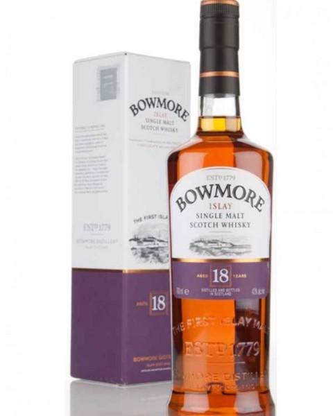 Bowmore 18 ปี