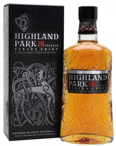 Highland Park 18 ปี